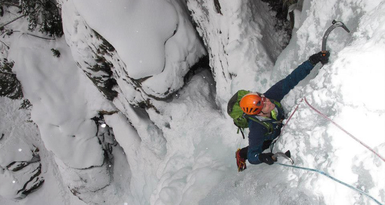 Climb bigger, steeper routes in the Alps