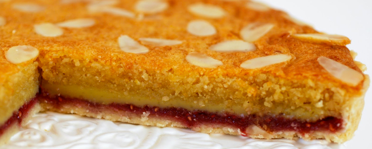 The amazing Bakewell Tart