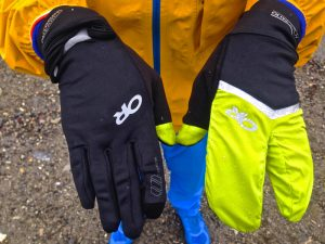 Loving these Outdoor Research gloves
