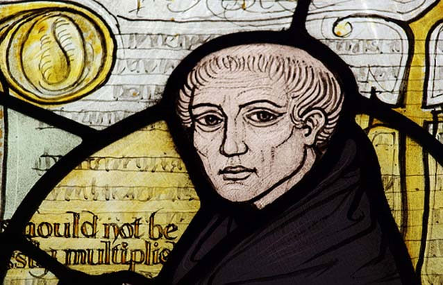 William of Ockham - Friar, philosopher, and logician