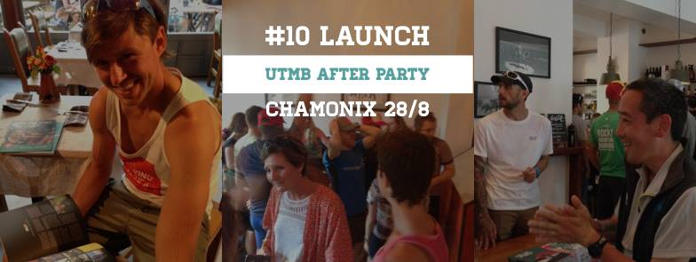 The (un)Official UTMB After Party