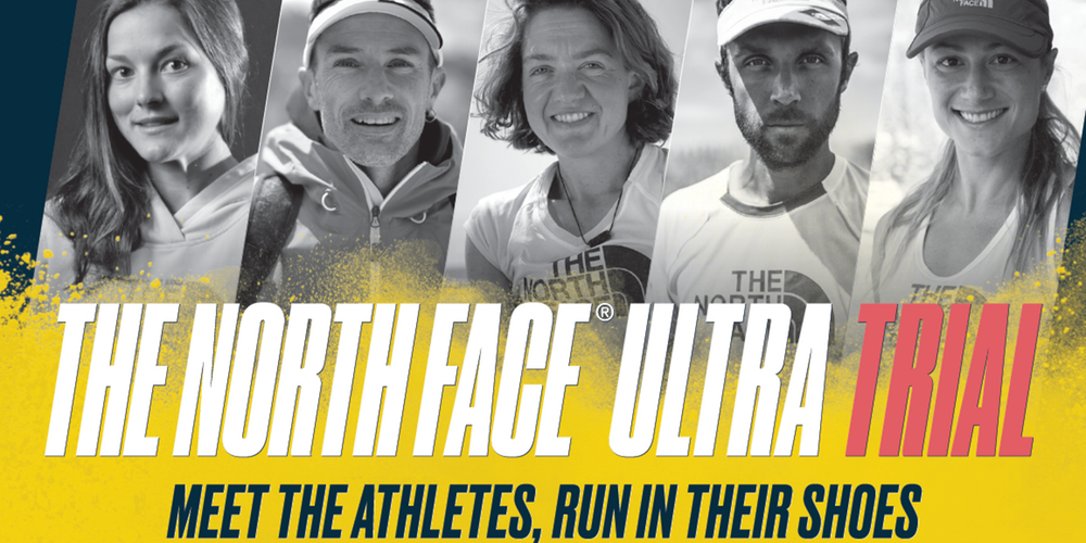 The North Face run with Rory and Fernanda