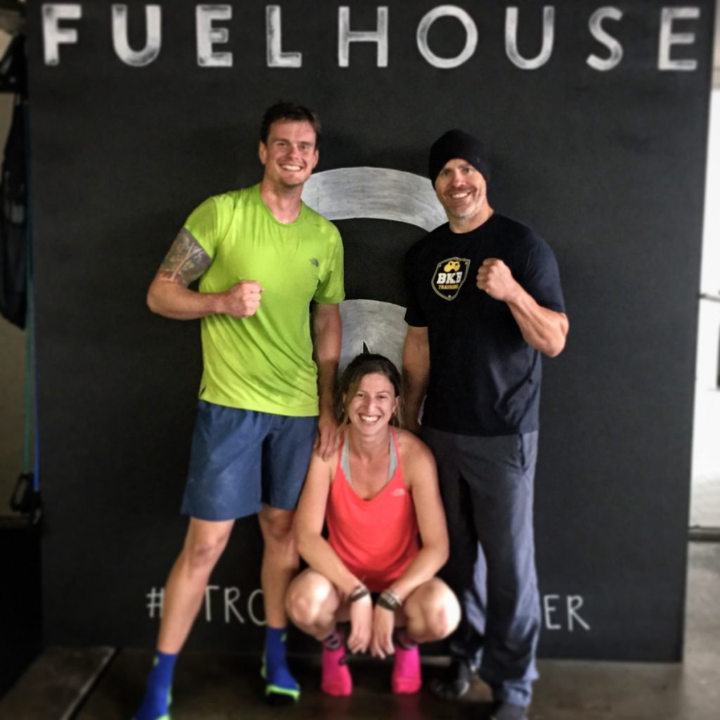 The FUELhouse Gym with Jeff Sokol