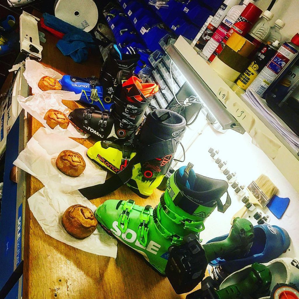 Sole Bootlab - Ski Boots and Pork Pies