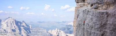 Climbing Tre Cime di Lavaredo - my first Great North Face