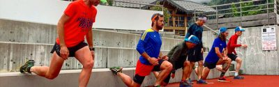A basic strength, stability & mobility workout for trail running